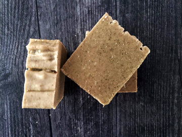 Pineapple Papaya & Nettle Leaf Shampoo Bars