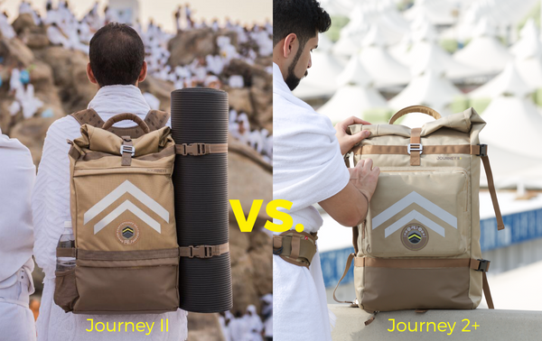 FEJ Gear- Hajj and Umrah anti-theft bags and backpacks