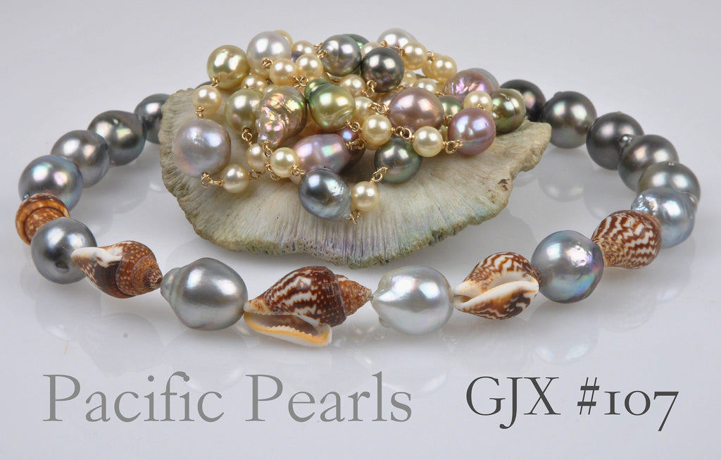 Tucson Show 2016 and Other News from our Pearl World
