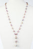winters daydreams chinese freshwater keshi pearl necklace