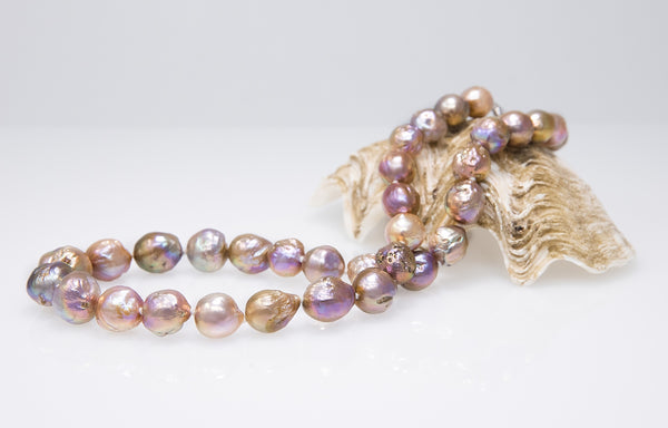 Radiant Japan Kasumi Pearl Necklace from Harvest 2020