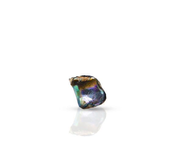 Fantastic Gem natural wild found abalone pearl
