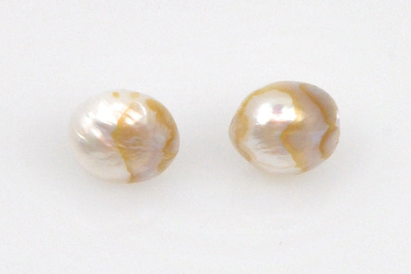 chinese fresh water striped studs