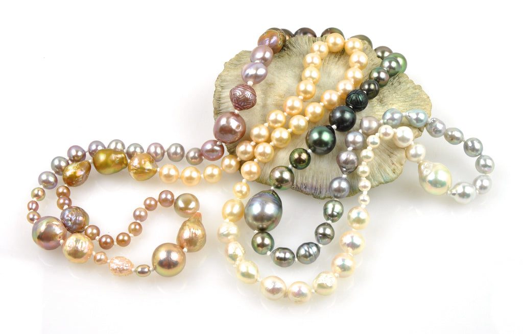 athena pearl rope