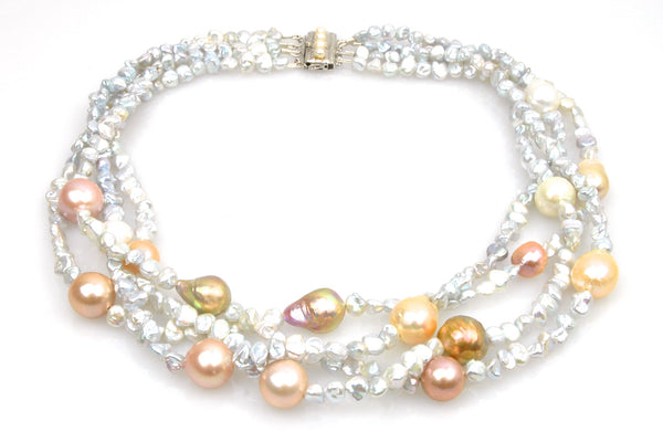 ruth pearl medley toursade necklace