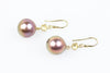 murmurs of greatness natural color baroque pearl earrings