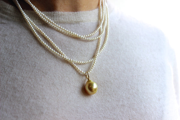 "the perfect pearl ""chain"""