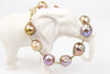 graduated japan kasumi brilliance bracelet