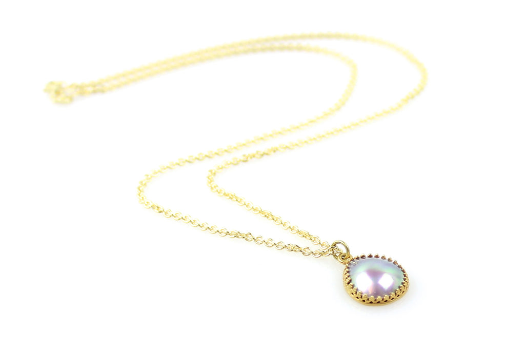mabe bliss sea of cortez pearl pendant