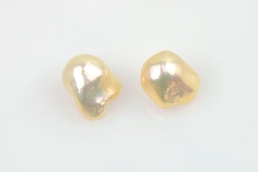 tiny mighty metallic flameball pearl pair