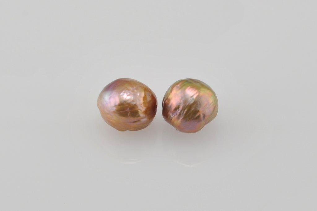 golden ripple pearl near-pair