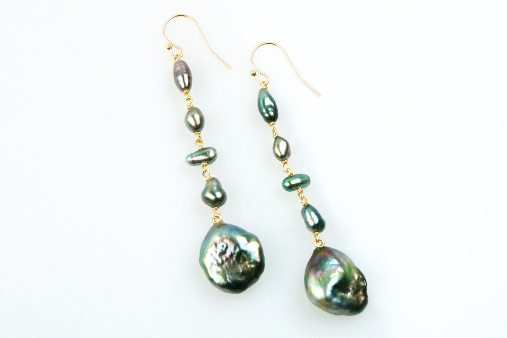 seagems of tahiti earrings