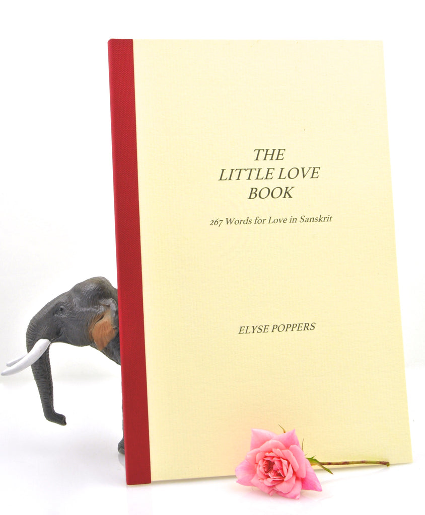 the little love book ... by elyse poppers