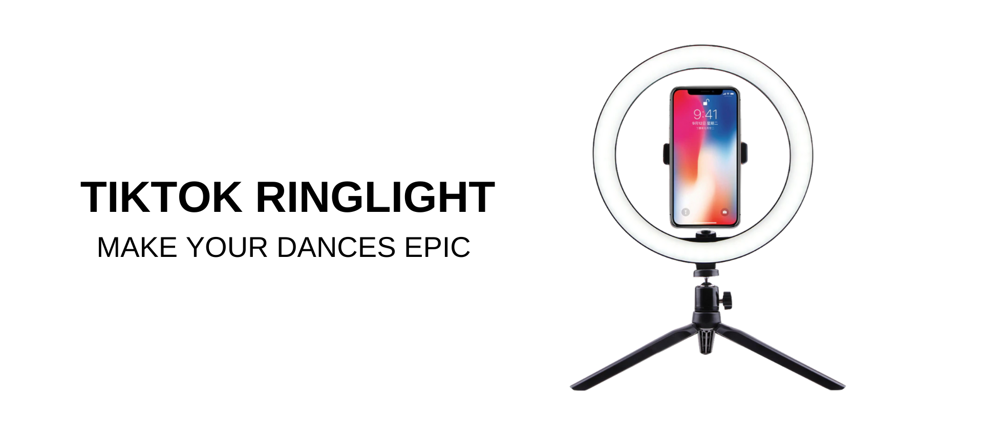 Tiktok Ring Light
