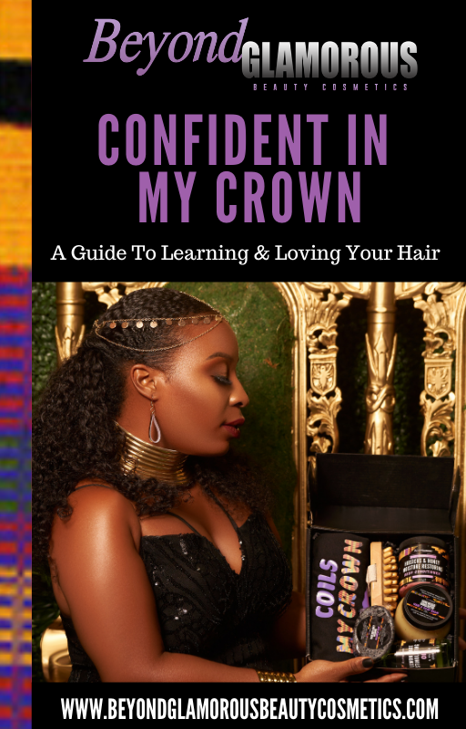 Confident In My Crown E-Book