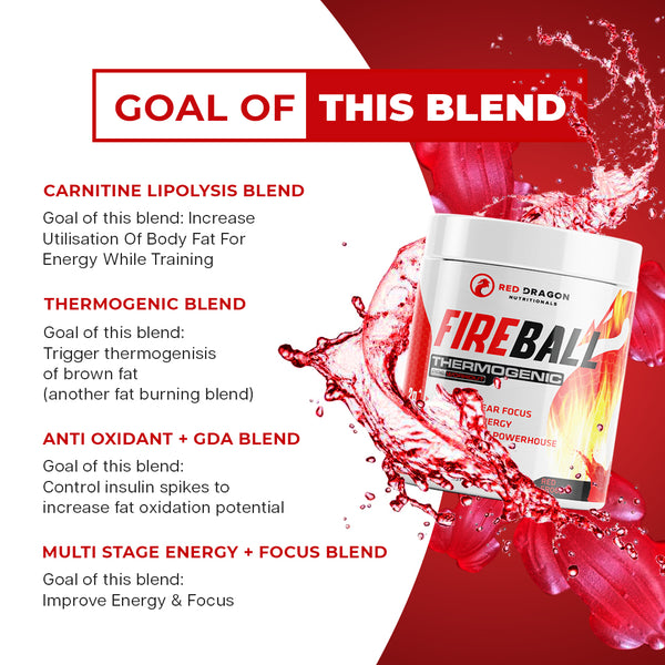 Fireball thermogenic blend formula review