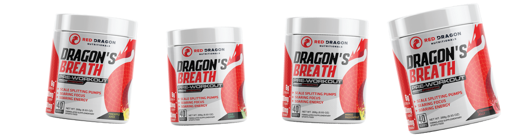 Dragons breath pre workout cheap