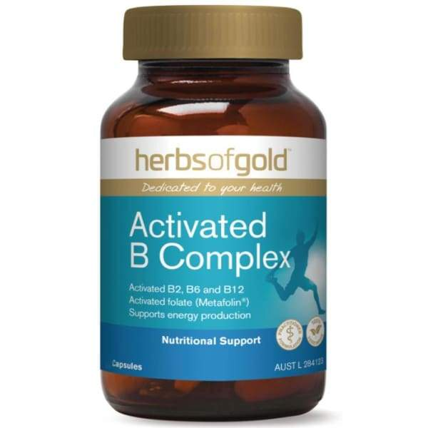Activated B Complex 30C - Health & Wellbeing