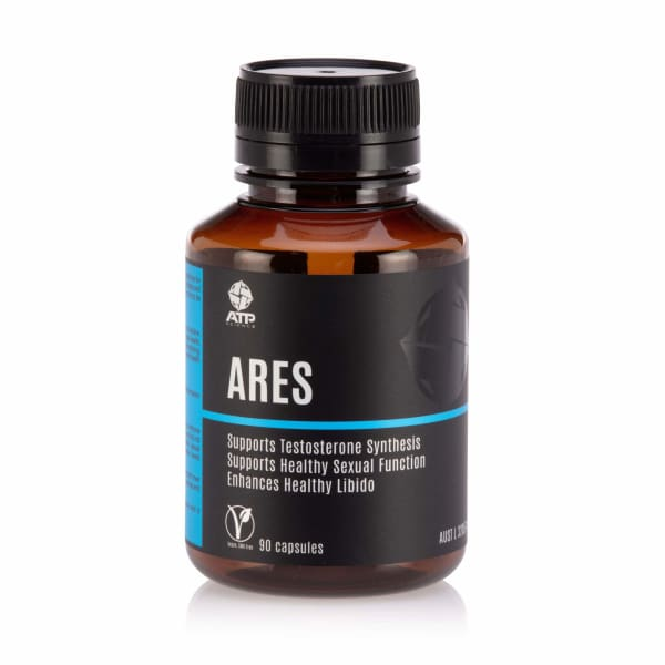 ATP Science Ares - Test Boosters & Hormone Control