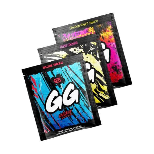 Gamersupps GG Energy Sample - Pre Workout