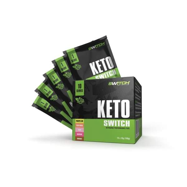 Keto Switch Multi Pack - Keto Supplements