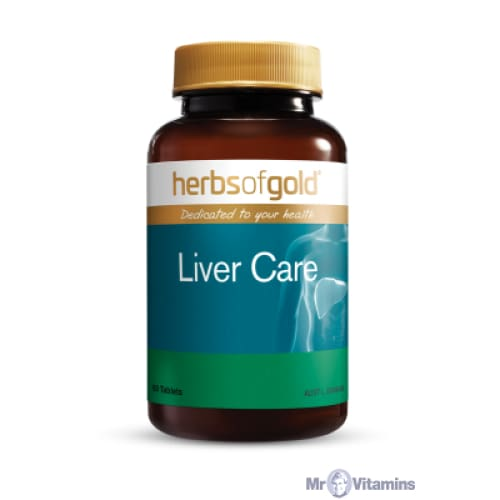 Liver Care 60 Tablets - Health & Wellbeing