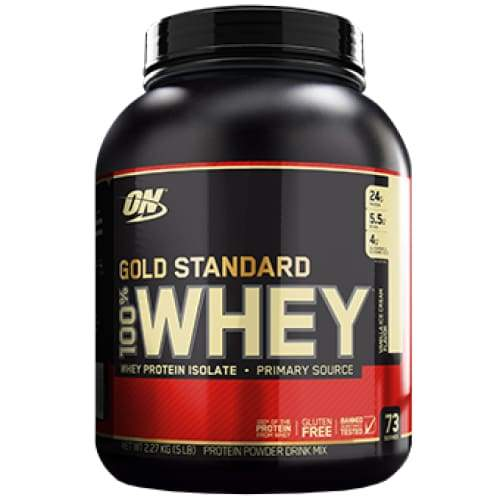 Optimum Nutrition Gold Standard 100% Whey - Protein Powders