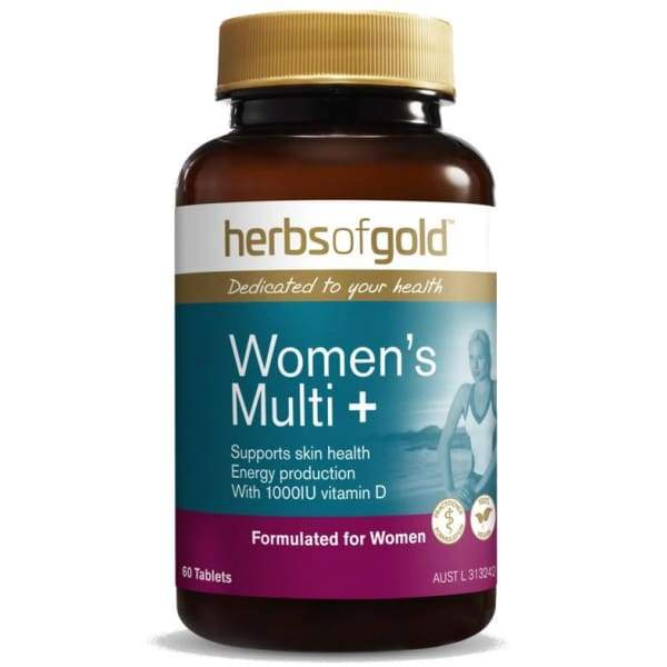 Women's Multi + Health & Wellbeing