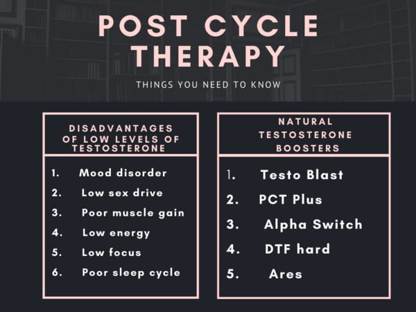 Everything You Need To Know About Post Cycle Therapy (PCT)