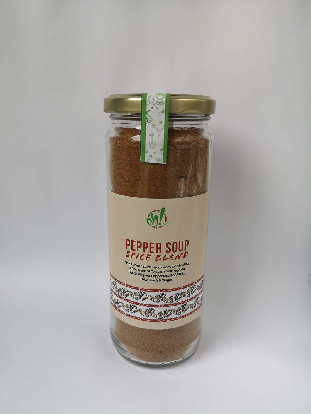 Pepper Soup Spice blend