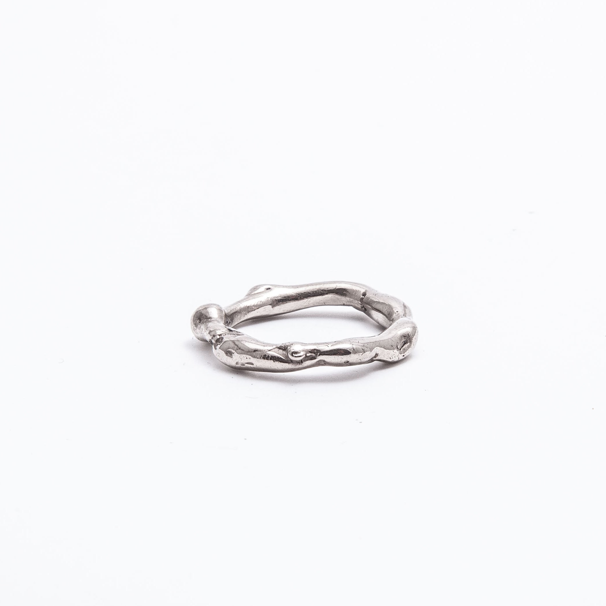 wedding ring aurae white gold product view innan jewellery