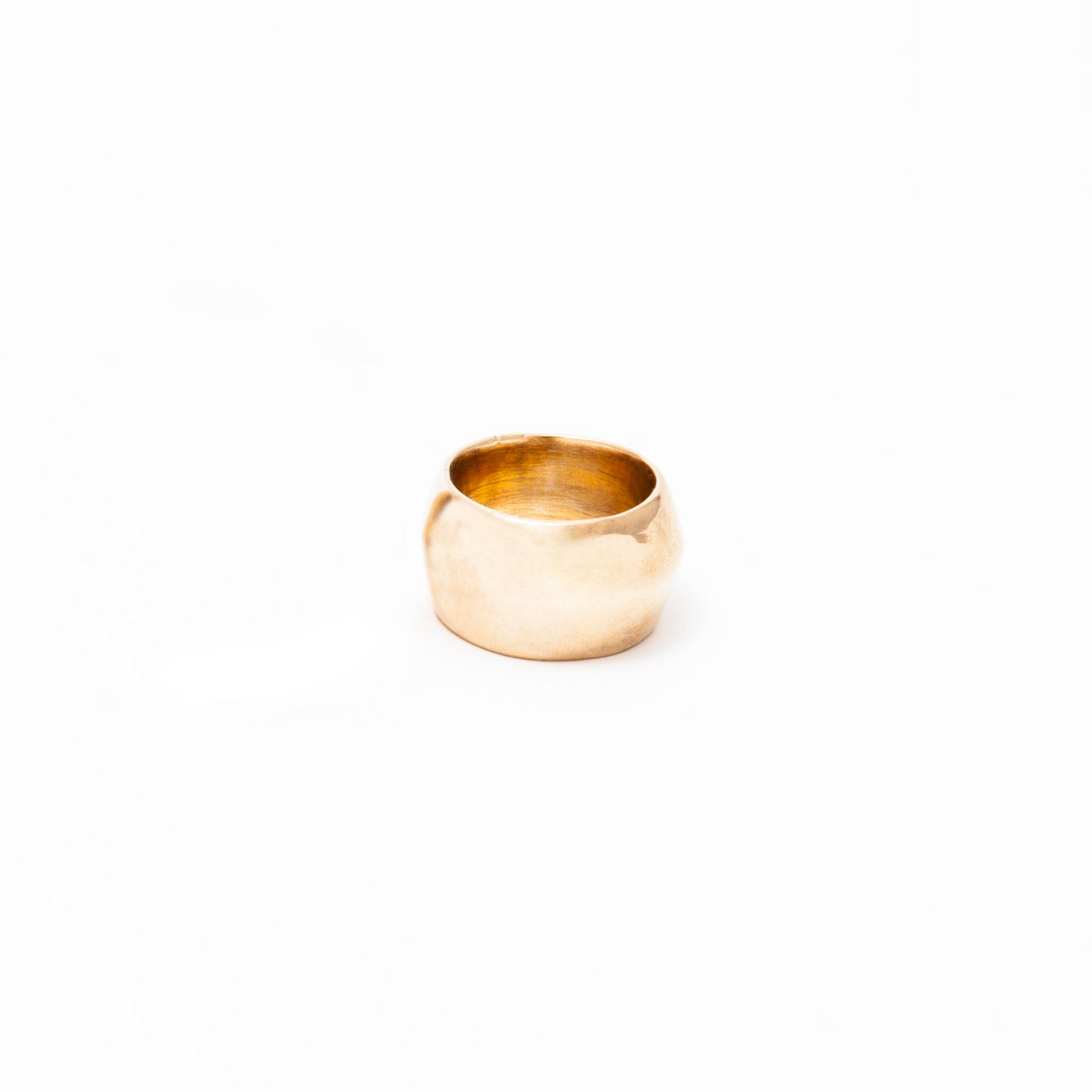 wedding ring clio gold product view innan jewellery