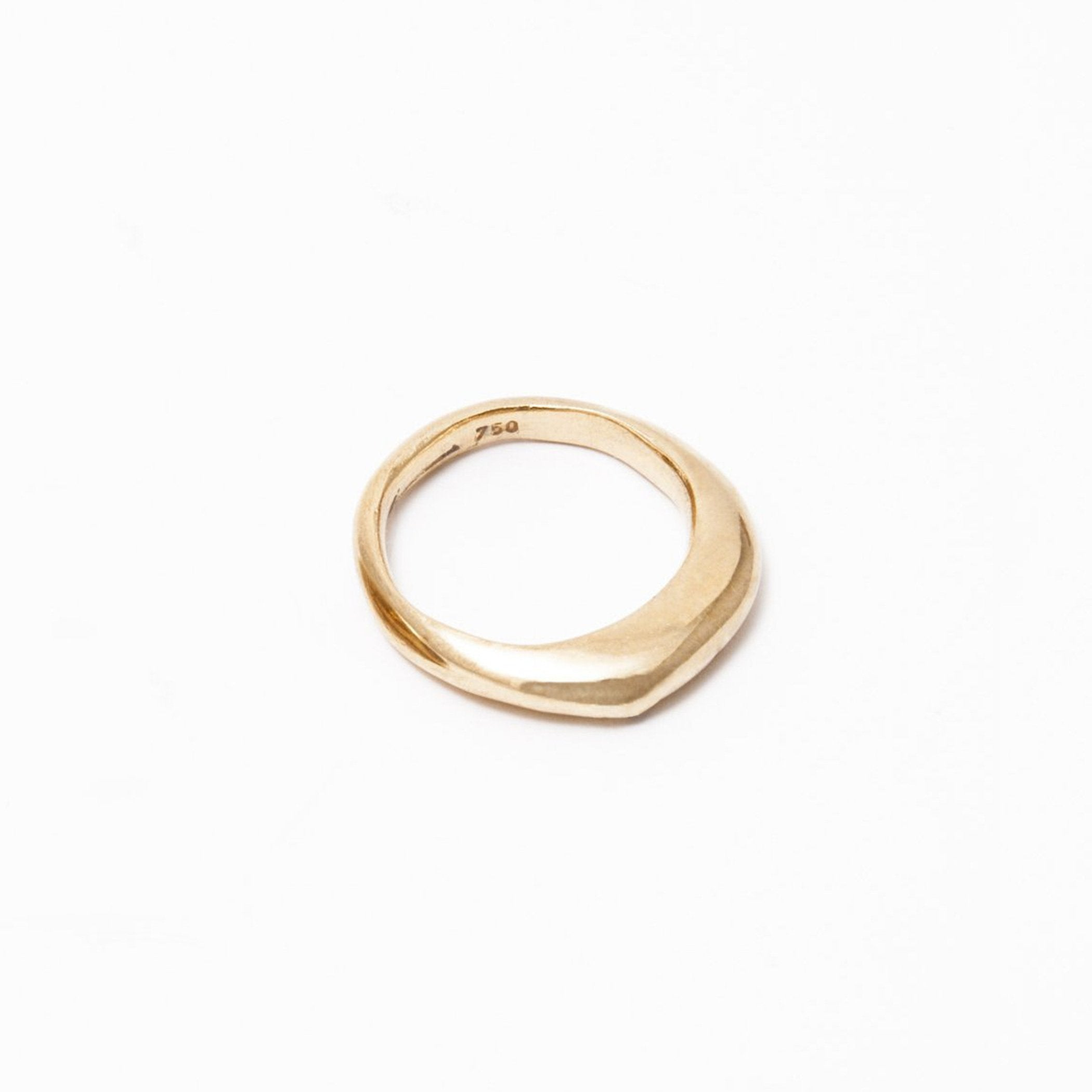 wedding ring hathor gold product view innan jewellery