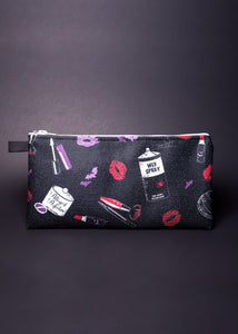 Ghoul Glamour Makeup Bag