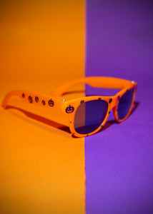 Kids Pumpkin Sunglasses