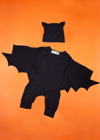 Infant Baby Bat Bodysuit Onesie