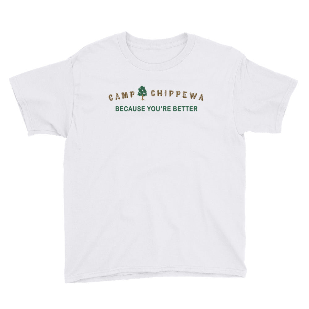 "Youth ""Camp Chippewa"" T-Shirt"