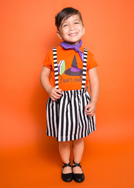 "Toddler ""It's Showtime"" Jumper Skirt"
