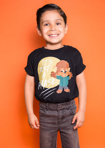 Toddler Just a Phase Wolfie T-Shirt