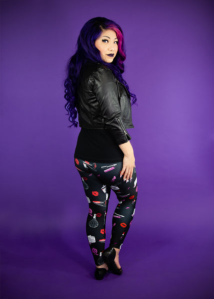 Ghoul Glamour Leggings