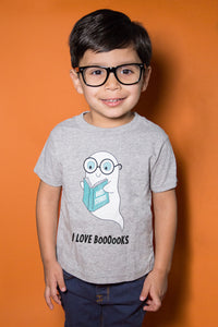 Toddler Booookworm T-Shirt