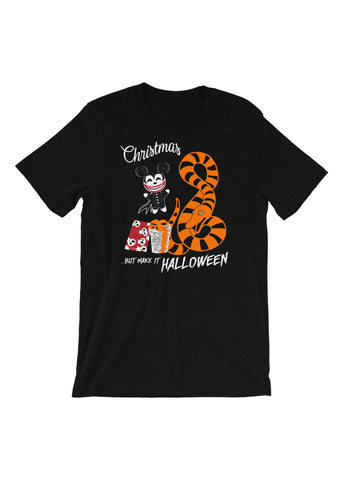 "Season's Screamings ""Make It Halloween"" Unisex T-Shirt (PRE-ORDER)"