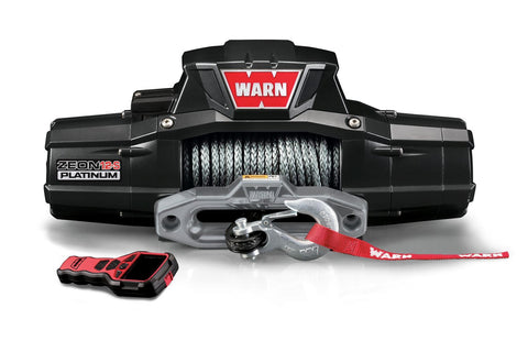 Warn Zeon 12-S Platinum - Colorado & Canyon Enthusiasts