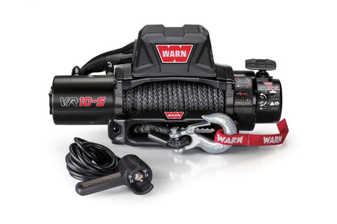 Warn VR10-S GEN II 10000lb Winch - Colorado & Canyon Enthusiasts