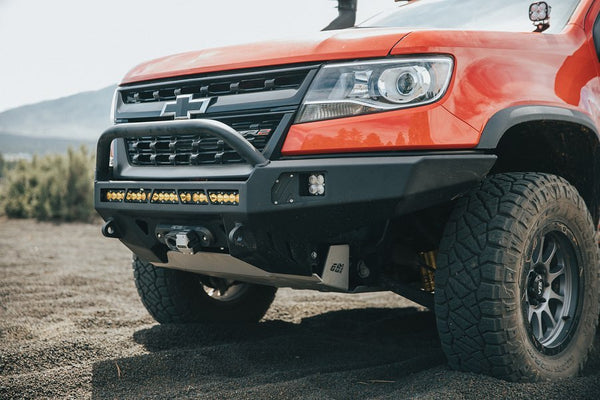CBI OFFROAD Chevy Colorado ZR2 Baja Series Front Bumper - Colorado & Canyon Enthusiasts