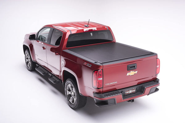 TRUXEDO Lo Pro Soft Roll Up Truck Bed Tonneau Cover for 2015+ 6ft Bed