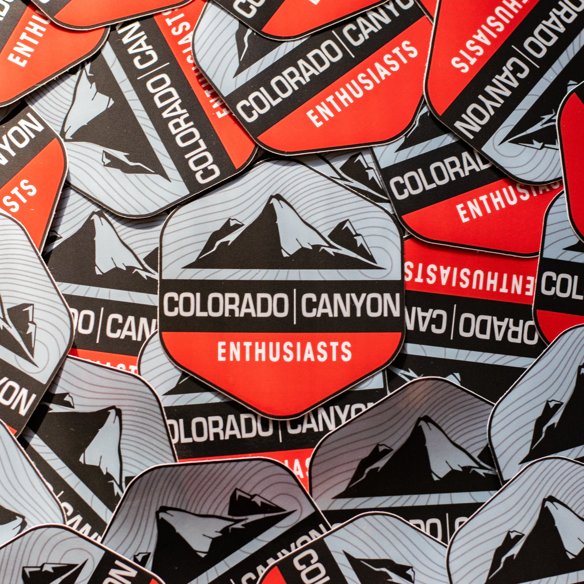 CCE Decal - Colorado & Canyon Enthusiasts