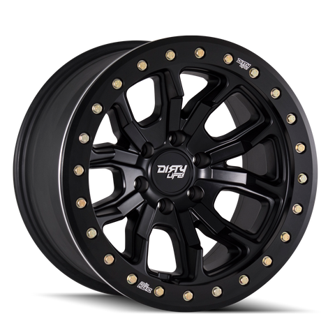 Dirty Life Wheels 9303 DT-1 - 17x9 - Colorado & Canyon Enthusiasts