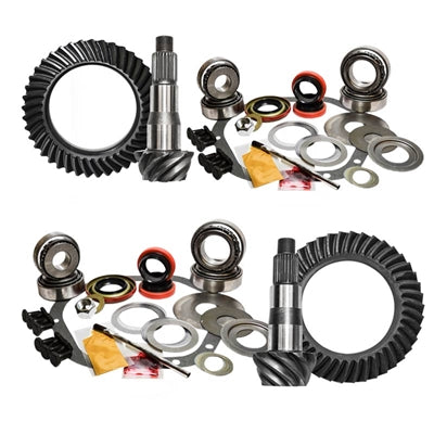 Nitro Gear & Axle 4.56 4X4 Gear Package - Colorado & Canyon Enthusiasts