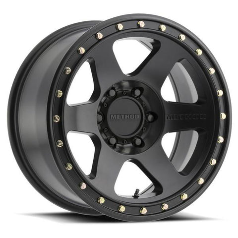 Method Race Wheels MR310 CON6 | Matte Black | 6x120 | 0mm | 17x8.5 - Colorado & Canyon Enthusiasts